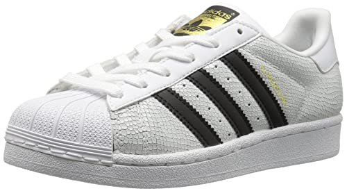 adidas superstar reptile shoes kids' white nz