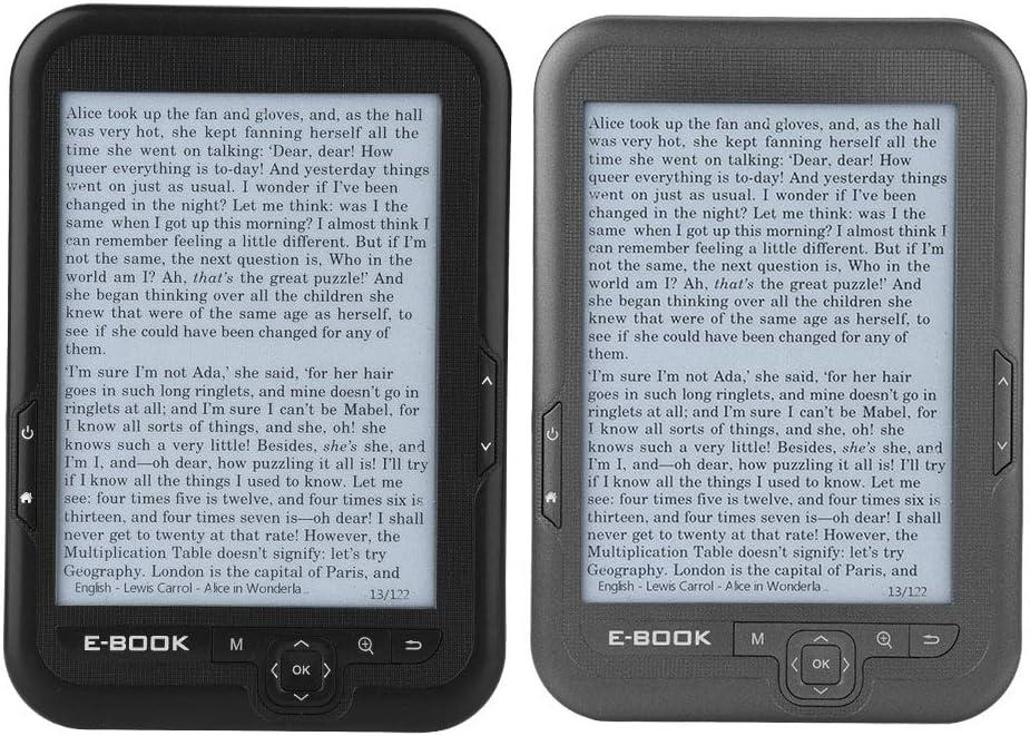 Lector de libros electrónicos, pantalla electrónica de tinta ...