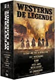 Westerns de Legendes (Version 2017) - Coffret 6 Films