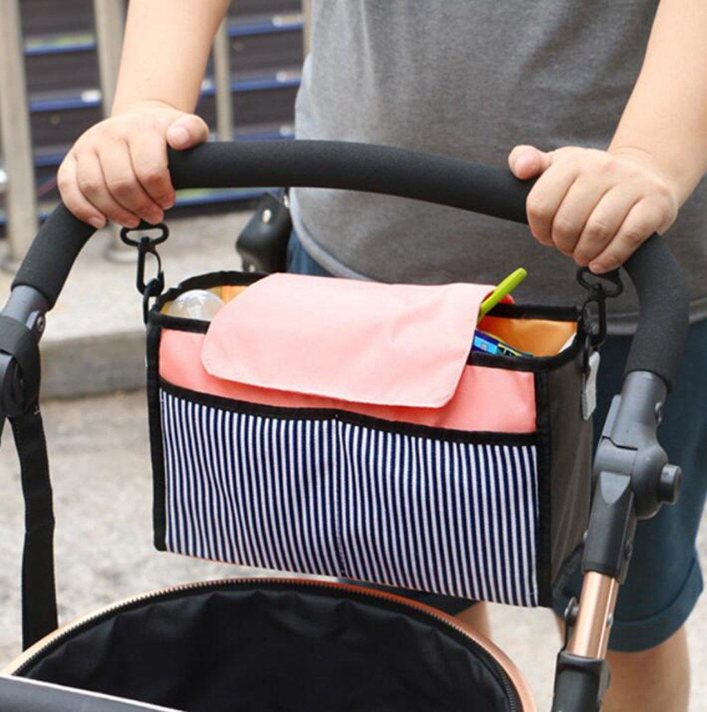 Kaxima Large capacity, finishing package, storage bag, cosmetic bag, baby bag, 30x13x19cm