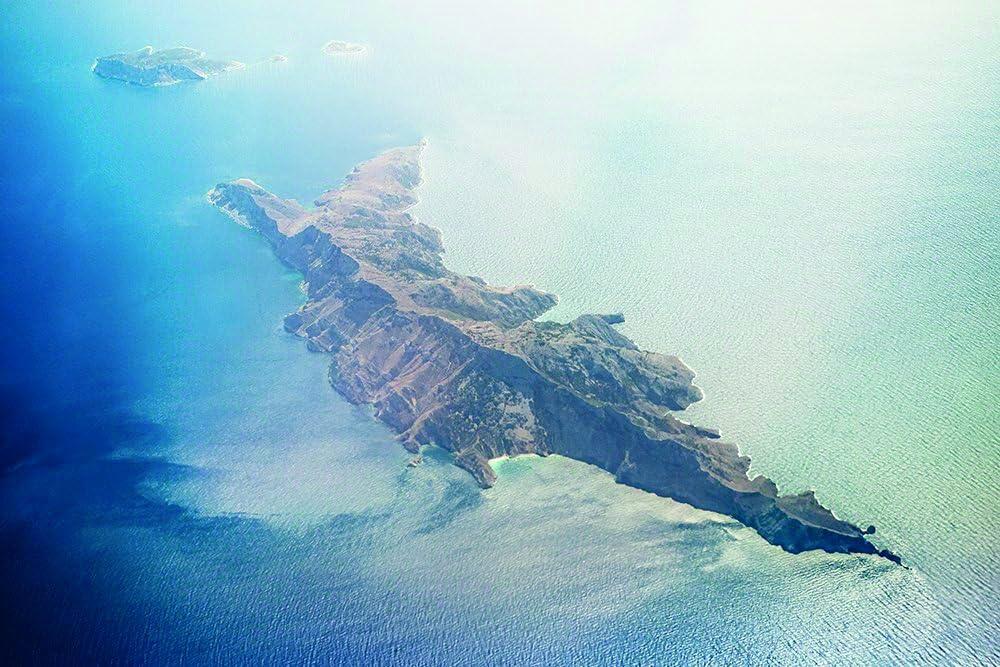 Photos.com by Getty Images Antena View Islas griegas en Mar ...
