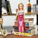 BW 7 Sets Fashion Casual Wear Clothes ,Barbie