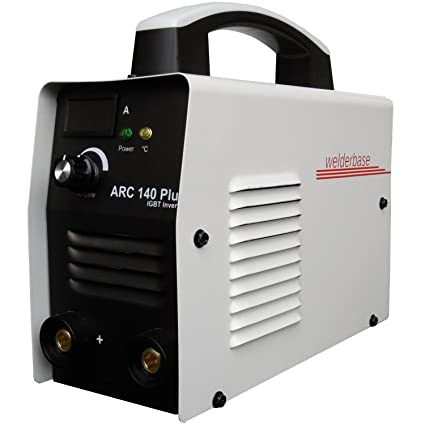 Arc 140 Plus MMA S de mano Soldador inverter tecnología IGBT de Welder Base Color Blanco