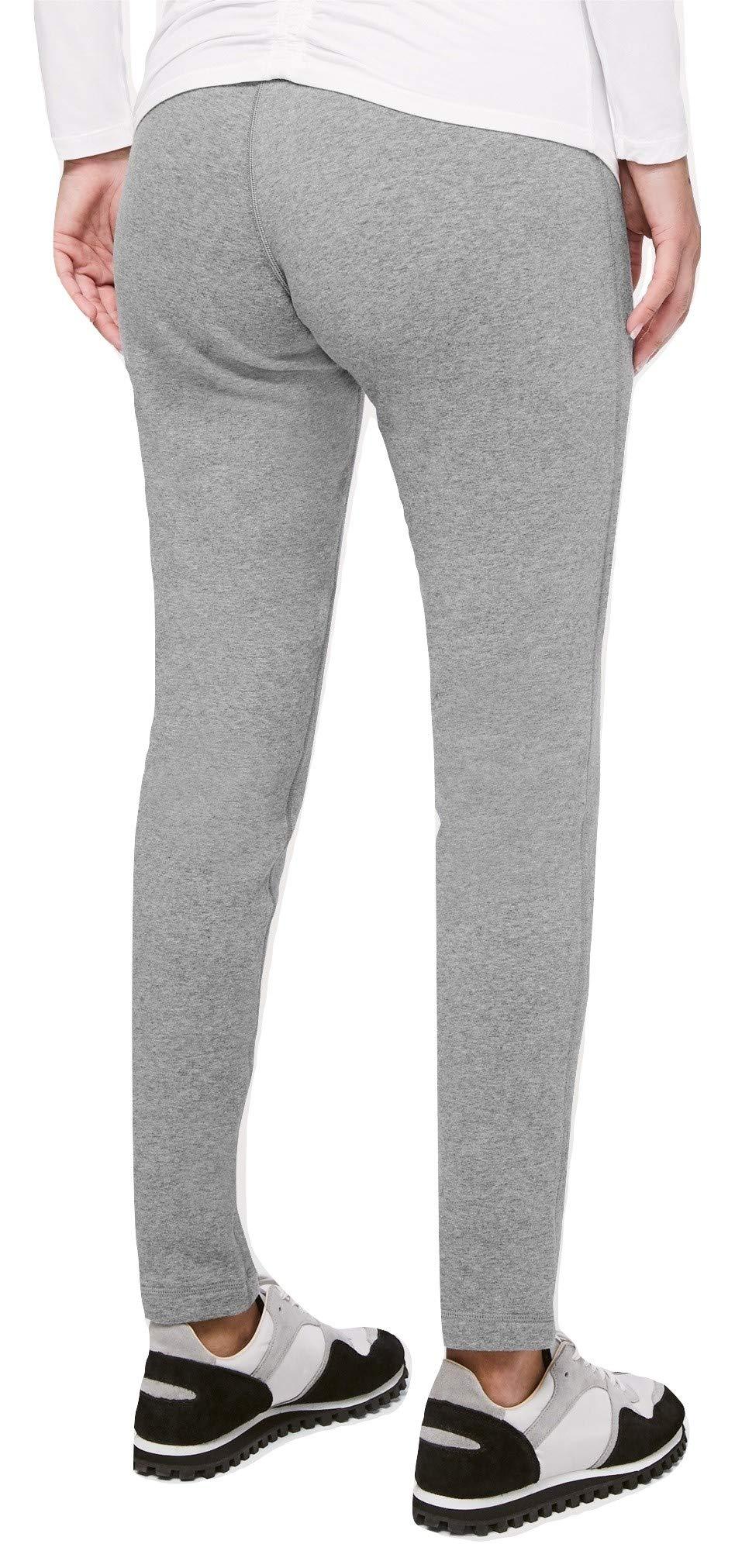 Lululemon Wunder Lounge Pant - HCMG (Heathered Core Medium Grey) (4) by Lululemon (Image #1)
