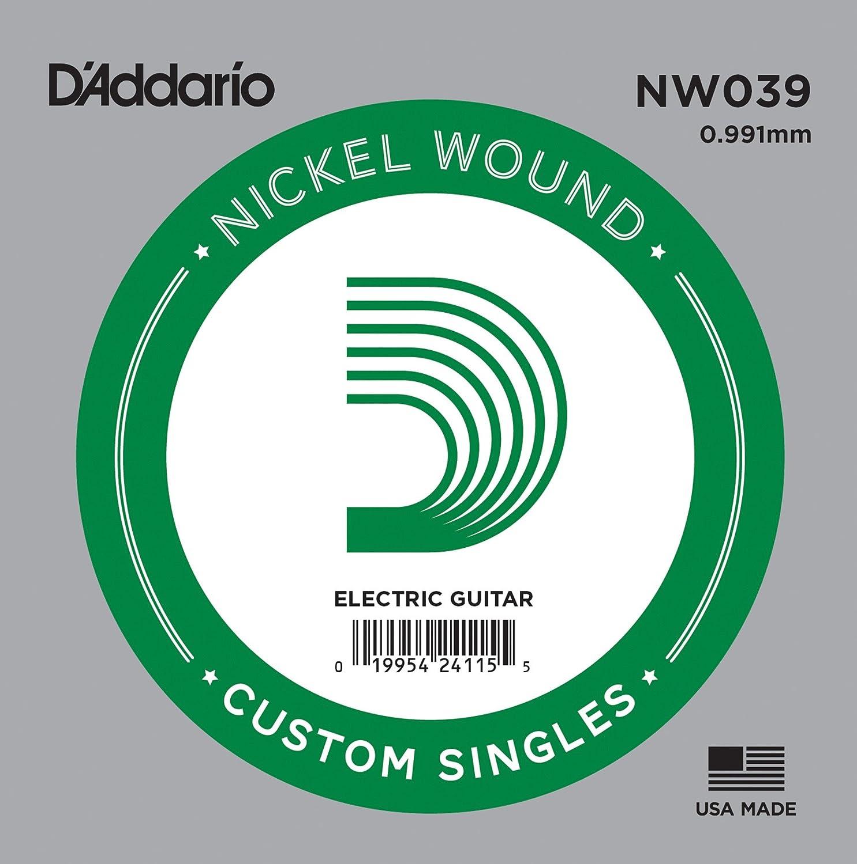 .050 Gauge DAddario NW050 Nickel Wound Electric Guitar Single String