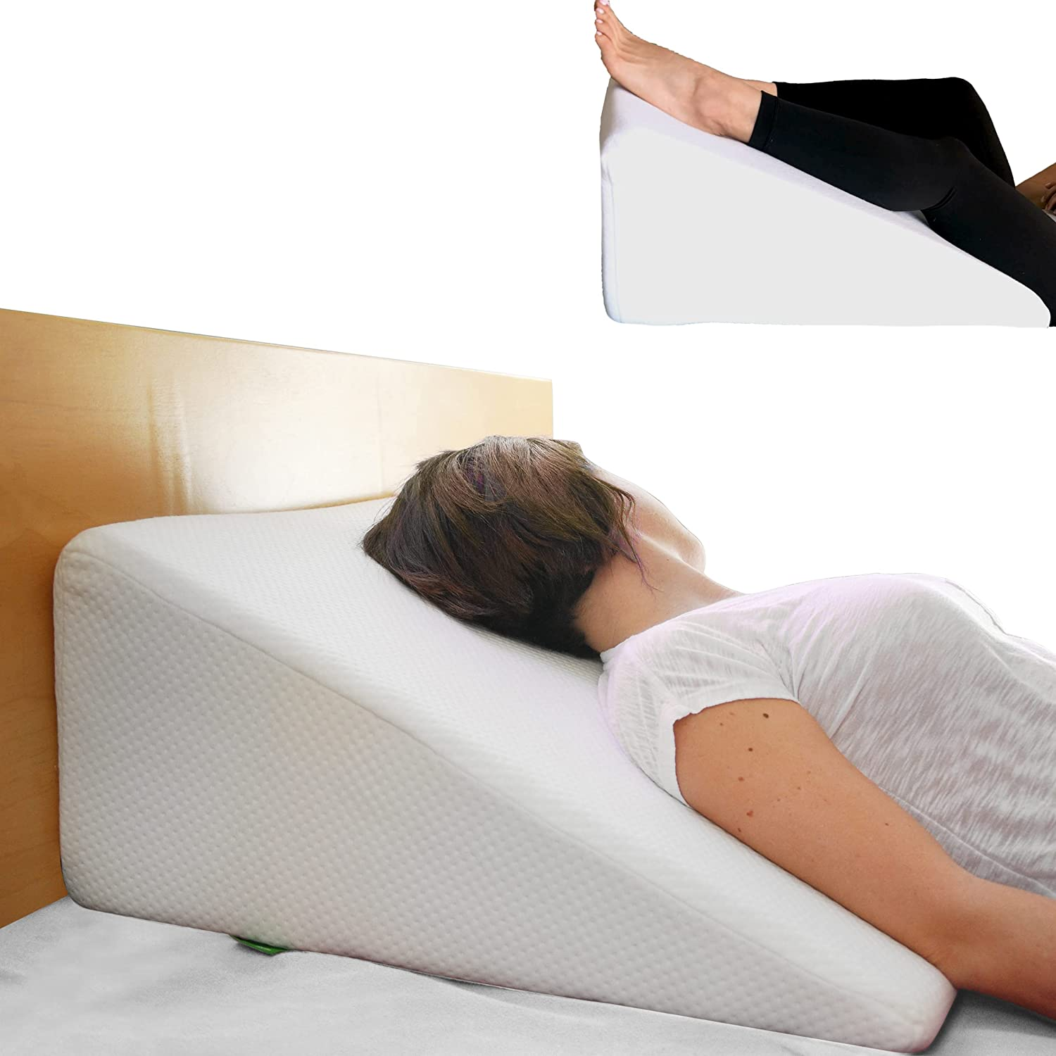 Cushy Form Wedge Positioning Pillow