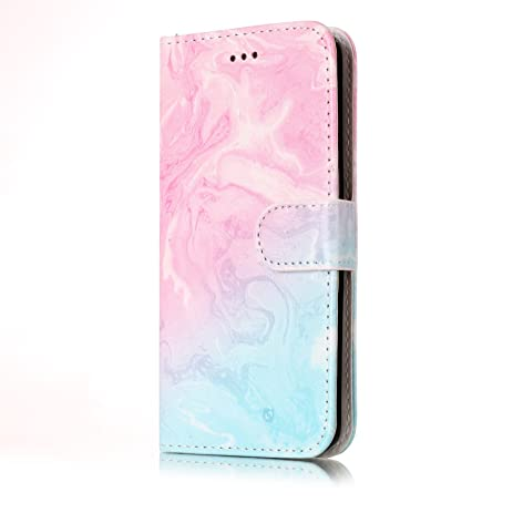 samsung s7 wallet case marble