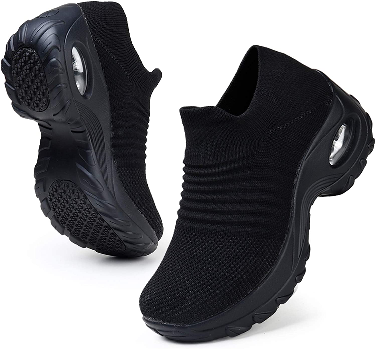 HKR Women's Walking Shoes Arch Support