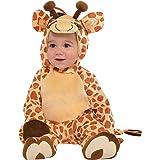 amscan Junior Giraffe Infant Costume