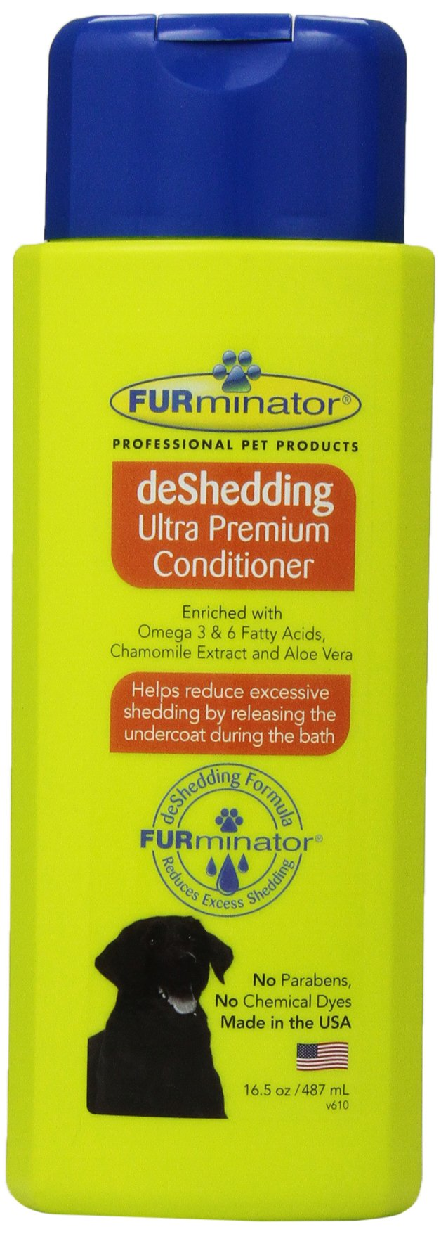 FURminator deShedding Conditioner, 16.5-Ounce