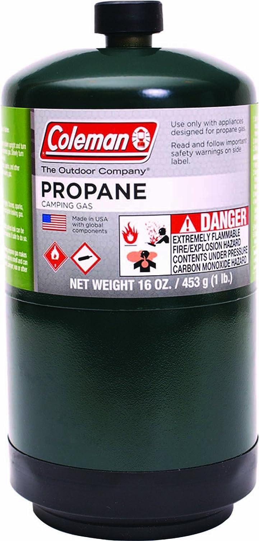 Coleman Caja de combustible de propano de 6