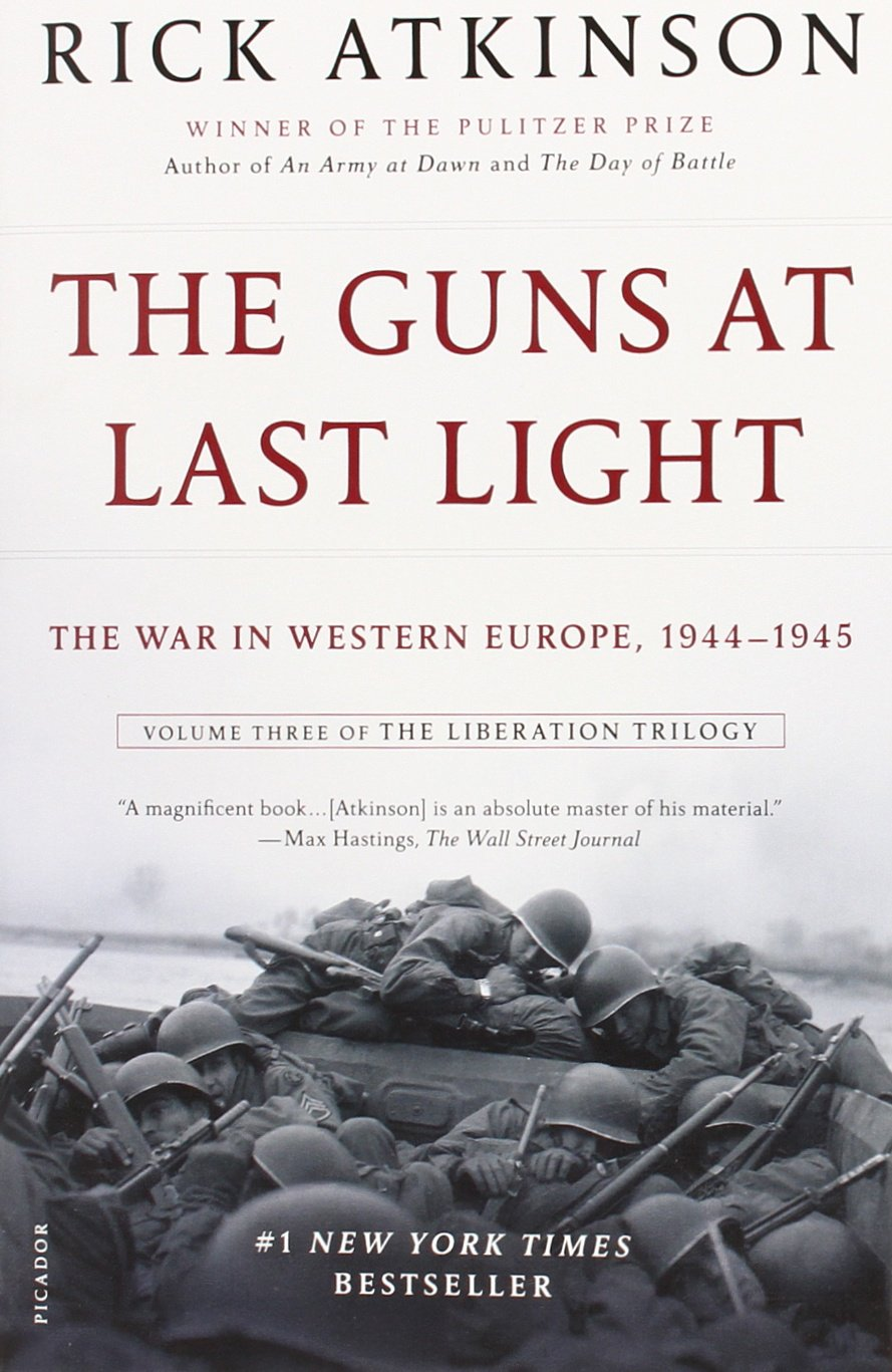 Image result for guns at last light book cover