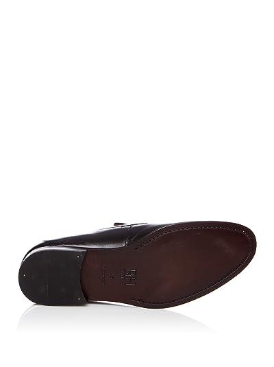 Pedro del Hierro Mocasines Antifaz Negro EU 44: Amazon.es: Zapatos y complementos