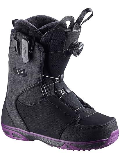 SALOMON Damen Snowboard Boot Ivy Boa Sj: : Sport