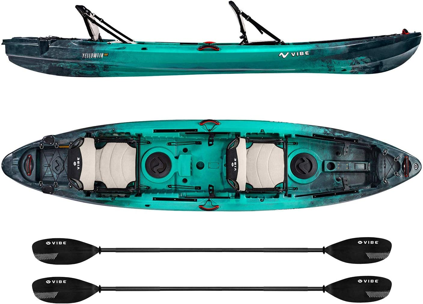 Where Are Vibe Kayaks Made?