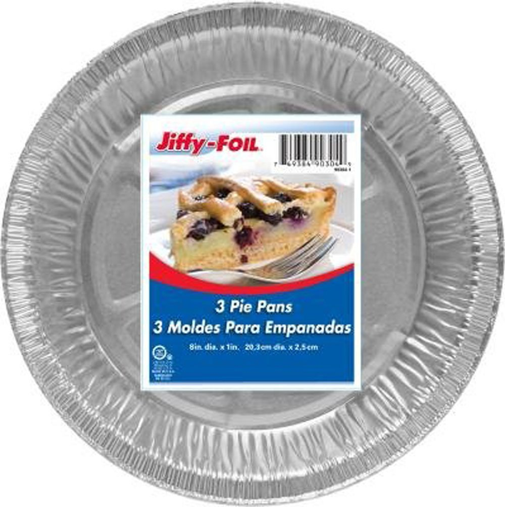 Amazon.com: Set of 24 Jiffy Foil Disposable Aluminum 8