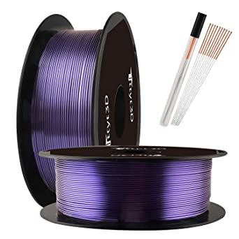 Amazon.com: Impresora 3D filamento PLA de 0.069 in, bobina ...