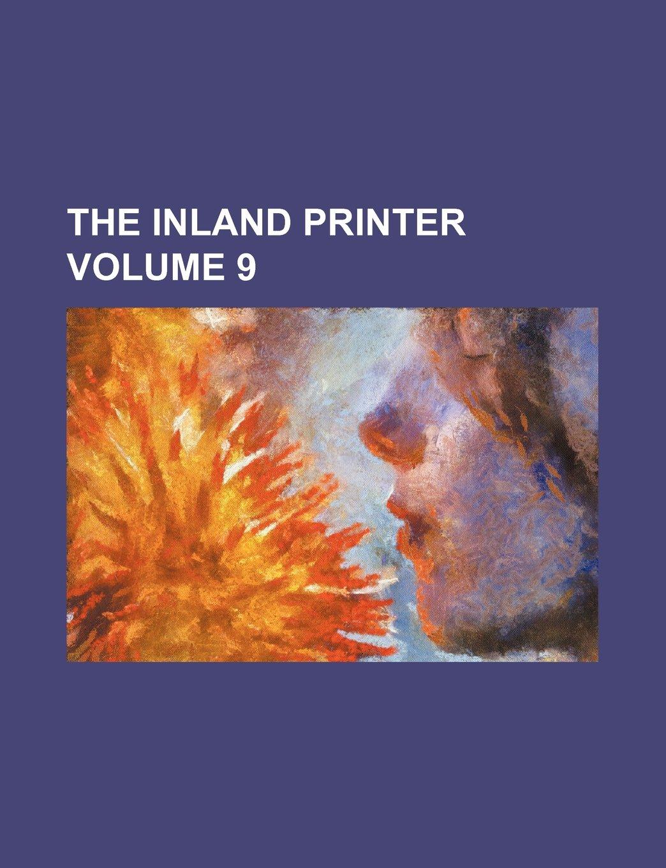 Download The Inland printer Volume 9 pdf epub