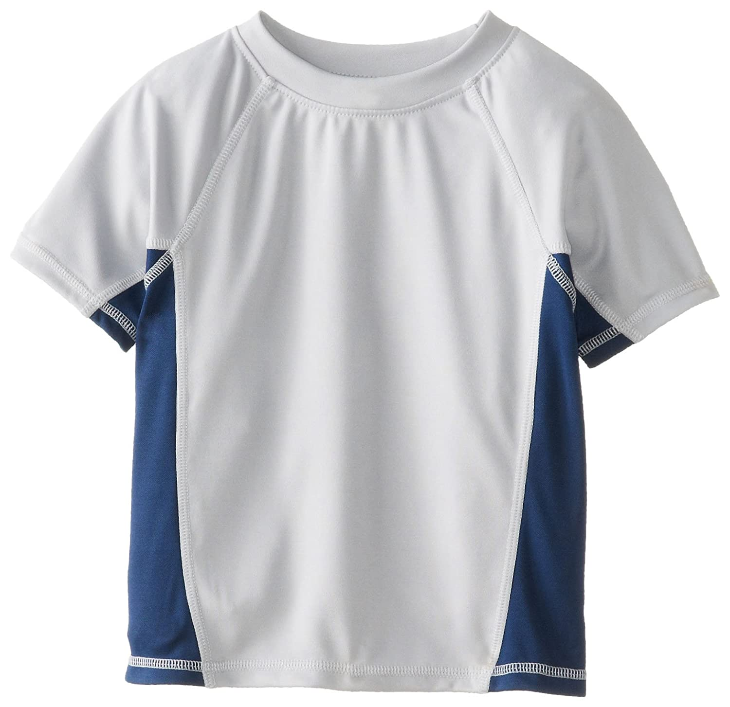 Kanu Surf Boys' Color Block UPF 50+ Swim Tee