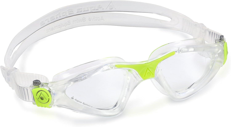 Gafas de nataci/ón Transparentes Aqua Sphere K180
