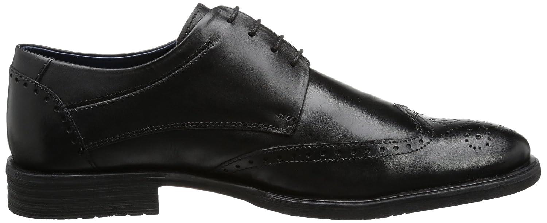 Josef Seibel Schuhfabrik GmbH Mats 01/Westland, Brogue homme - Noir -  Schwarz (schwarz 600), 46 EU: Amazon.fr: Chaussures et Sacs