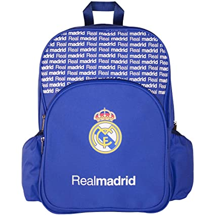 Amazon.com: Oficial REAL MADRID Mochila – Múltiples ...