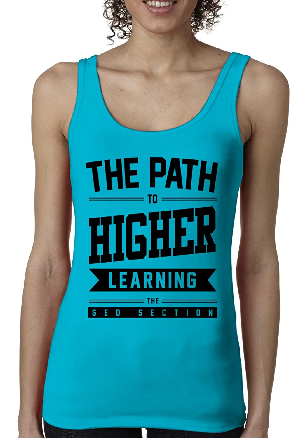 The GED Section Women's Higher Learning Tank-top