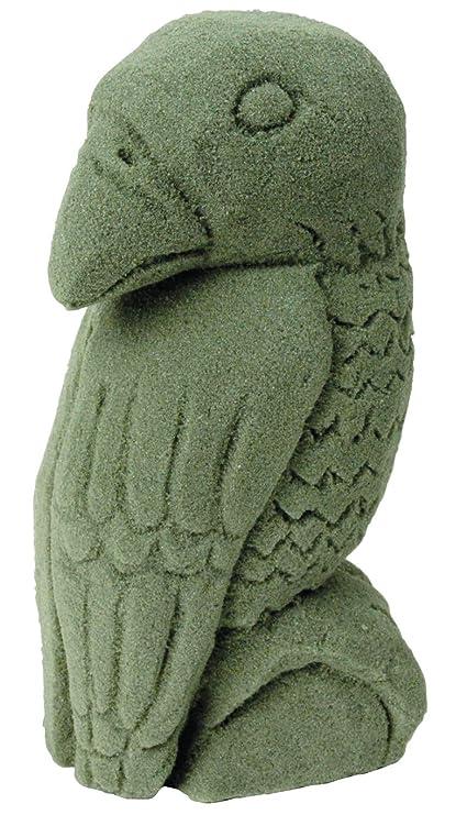 EZ Karv Plastic Foam Carving Block, 3 x 4 x 8 Inches, Green, Pack of 40