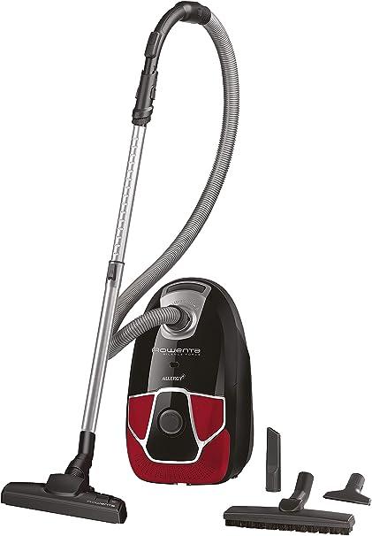Rowenta Silence Force Allergy+ - Aspirador con Bolsa silenciosa, Capacidad XL, 4,5 L, Accesorios para el hogar RO6859EA: Amazon.es: Hogar