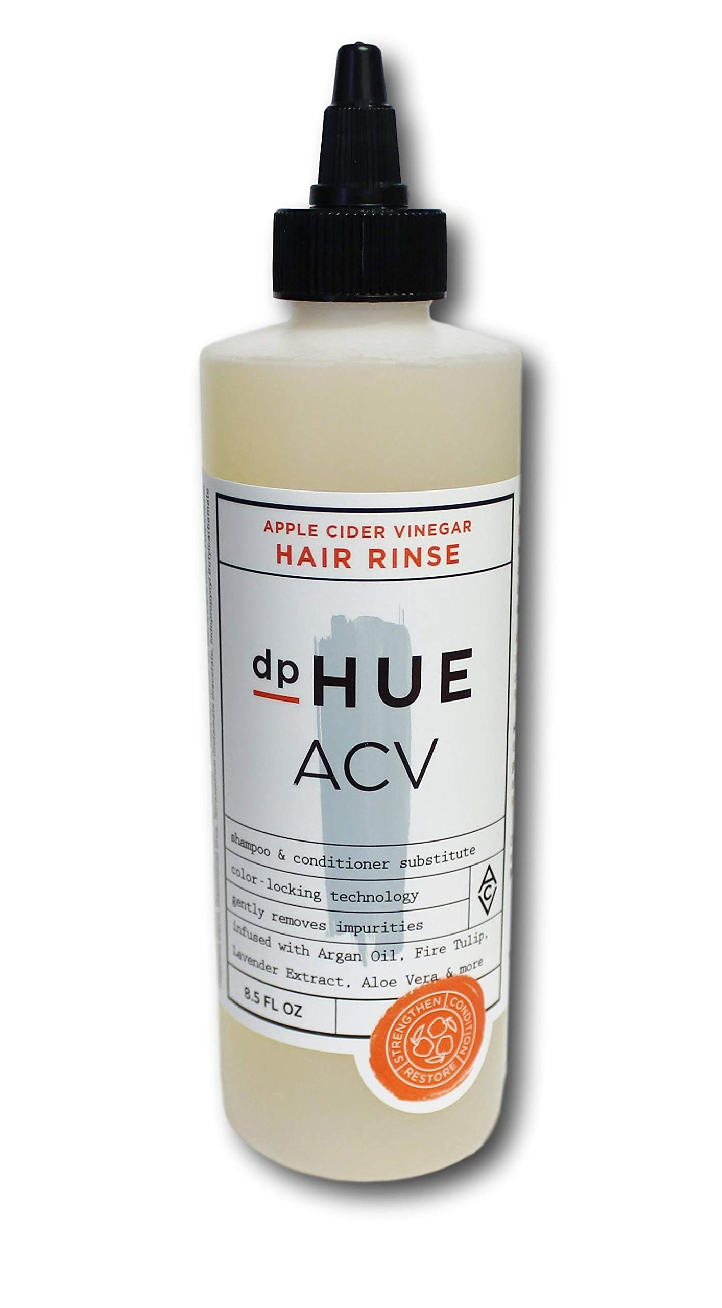 Dphue Apple Cider Vinegar Hair Rinse 8.5 Oz Rinse, 8.5 Oz
