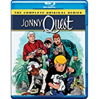 Deals on Jonny Quest: The Complete Original Series Blu-ray