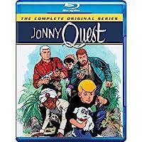 Jonny Quest: Complete Original Series [Blu-ray]