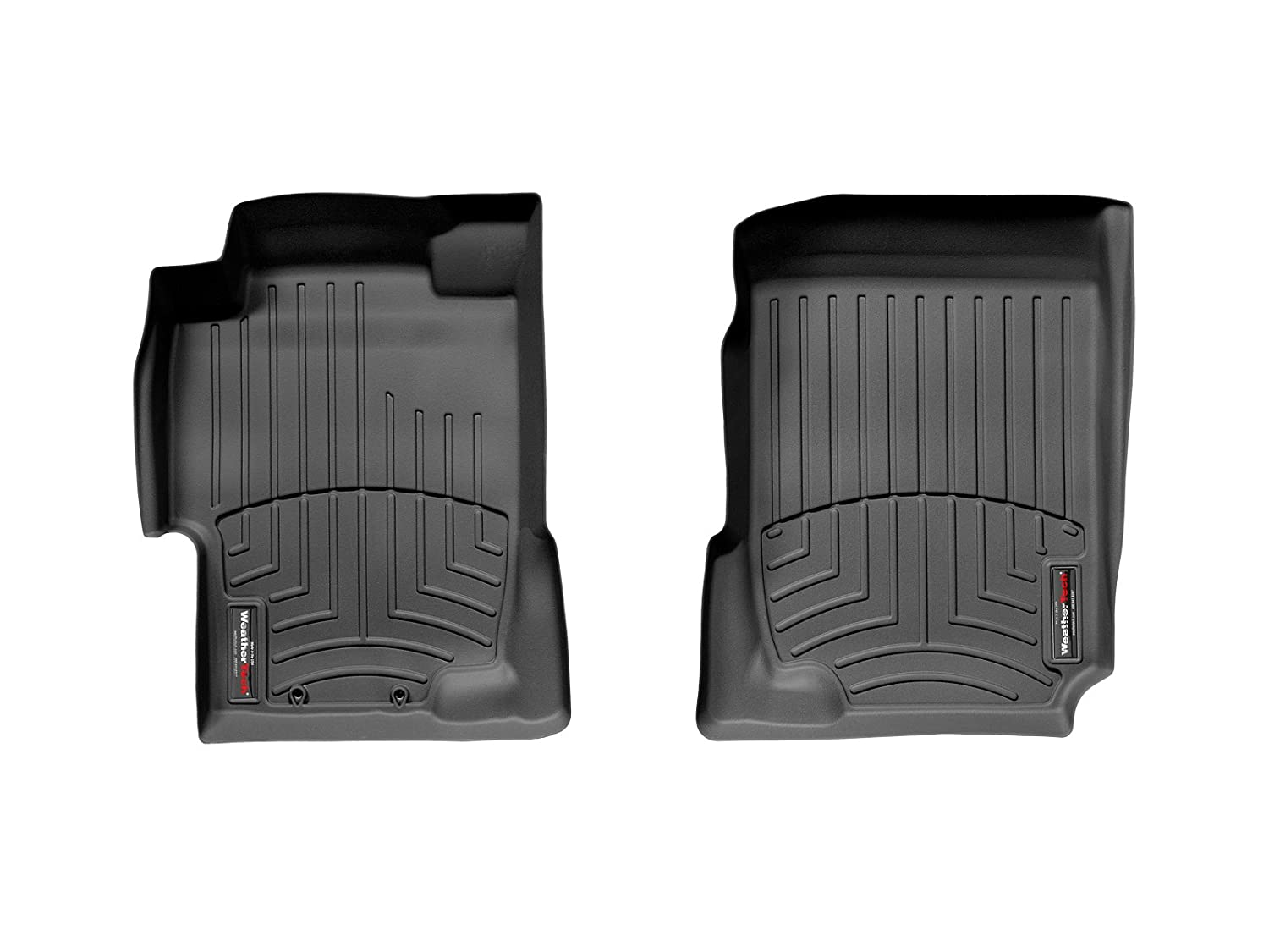 Weathertech mats australia - Amazon Com Weathertech Custom Fit Front Floorliner For Honda Accord Black Automotive