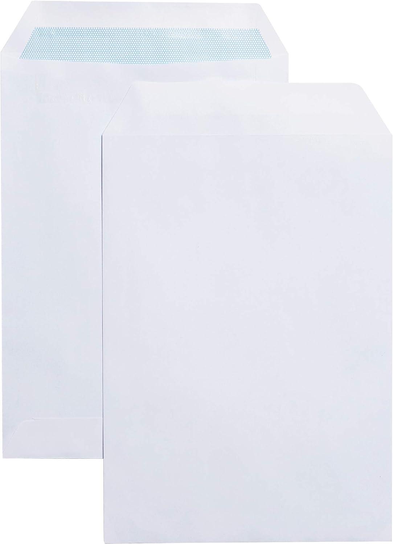 color blanco Sobres autoadhesivos Blue Label Opaque C5 229 x 162 mm, 90 g//m/², 500 unidades