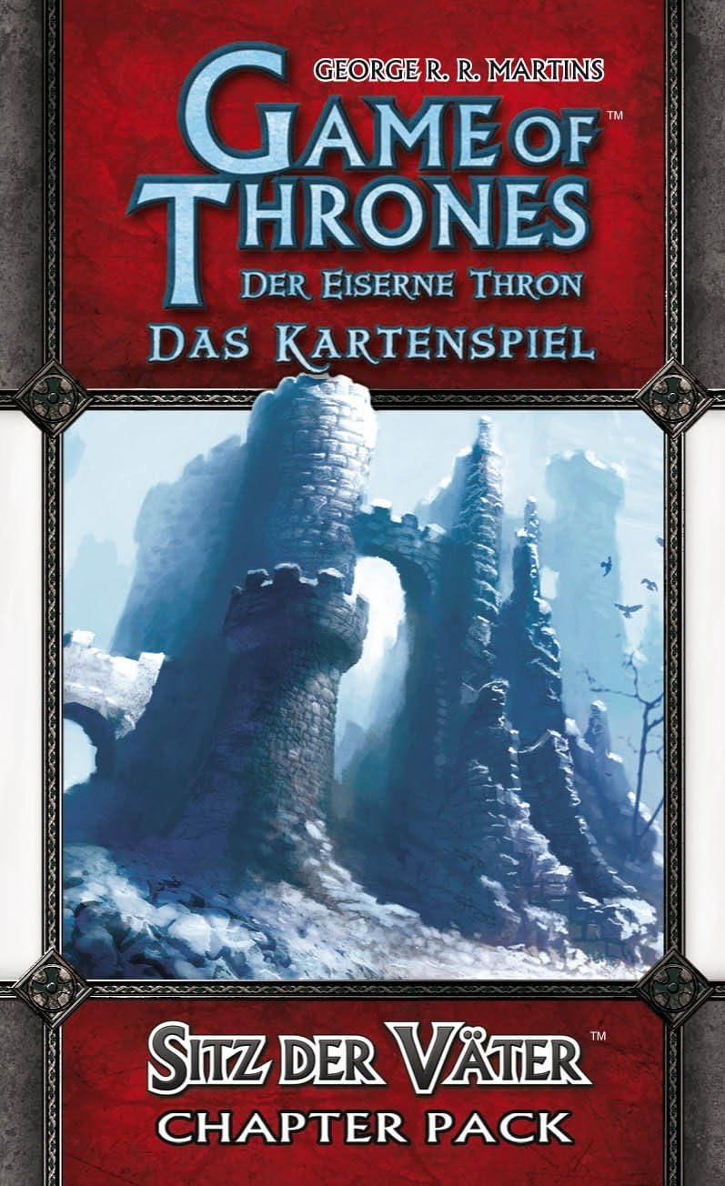 Game of Thrones: Der Eiserne Thron LCG Sitz Der Väter Eroberung 4 ...