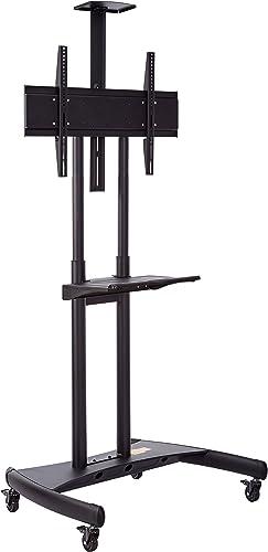 Luxor FP4000 Adjustable Height Large TV Mount Designed for a 40 – 90 Flat Panel TV