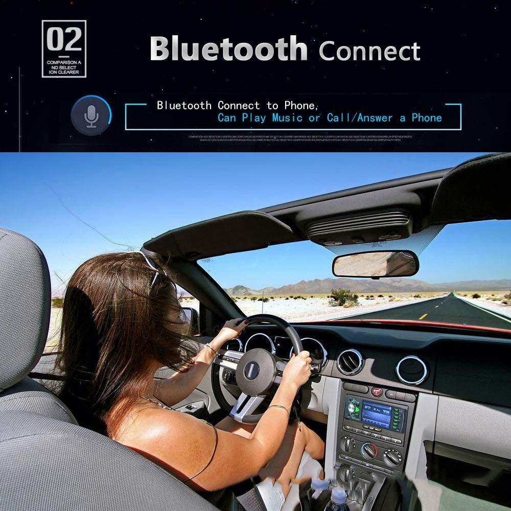 Amazon.com: Reproductor de MP5 para coche, 4.1 pulgadas ...