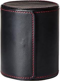Amazon.com: happyliya® Black Necktie Neck Tie Storage Case Travel ...
