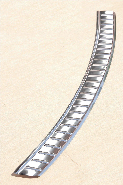 en acier inoxydable V2 A ladekant Protection Chromé abkantung pare-chocs phil Trade