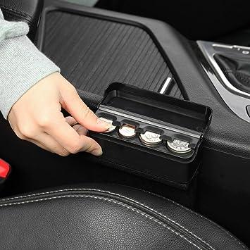 Amazon Com Kmmotors Coin Pocket Car Coin Purse Holder To Storage