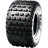 Set Pair of 2 SunF Knobby ATV UTV MX XC Sport Tires 20x11-9 20x11x9 6 PR A035