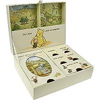 Disney Clásico Pooh Recuerdos Bebé Caja con Compartimentos