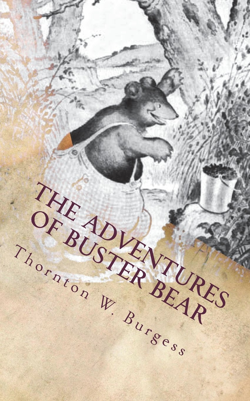 Download The Adventures of Buster Bear pdf epub