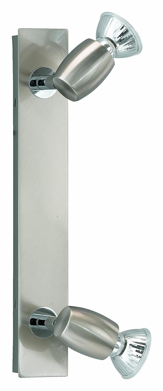 Trio Lighting Focos y lámparas de pinza, 13,2 x 54 cm