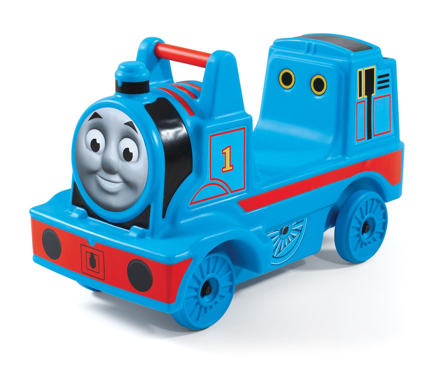 amazon com step2 thomas the tank engine up u0026 down roller coaster