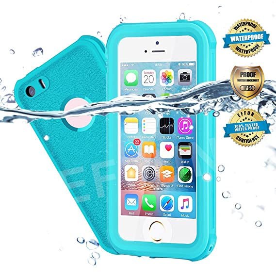 Review Effun Waterproof iPhone 5/5S/SE