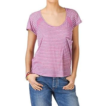 Hurley Damen T-Shirt lila M
