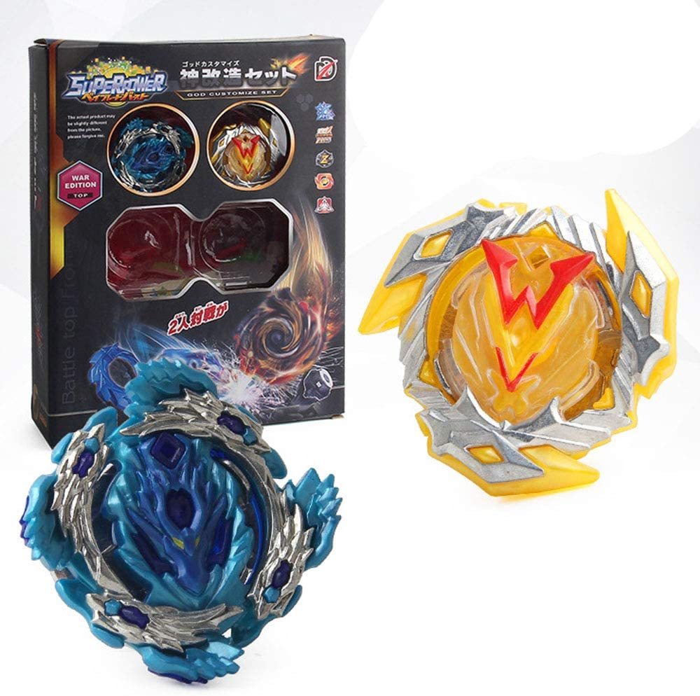 CX TECH Bey Battle Gyro Spinning Beyblade Game Toy Super Role ...
