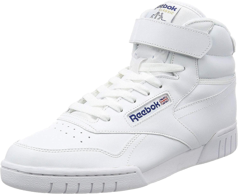 damen Reebok Classic EX O FIT Sneaker high black
