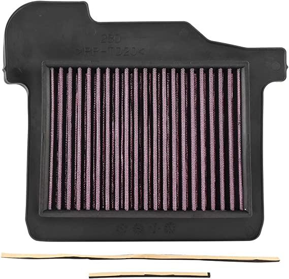 KIMISS Limpiador de filtro de purificador de aire de filtro de ...